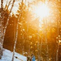 Лыжи мечты :: Юрий Лобачев