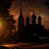 Всехсвятская церковь глазами фотохудожника :: Ринат Валиев