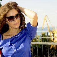 солнце ,море,хорошее настроение! :: Татьяна Счастливая