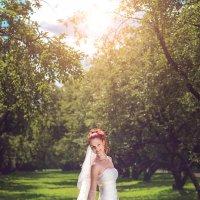 Рыжеволосая невеста :: Евгений Лосев