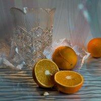 Ты смешной... Я обожаю апельсины! Спасибо! :: Ирина Данилова