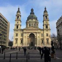Будапешт. Базилика святого Иштвана :: Маргарита