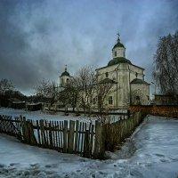 Заборчик... :: Александр Бойко