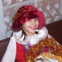Красная шапочка :: Надежда