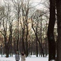 Вечерняя прогулка :: Aнна Зарубина