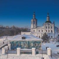 Вознесенско-Георгиевская церковь :: Ольга Бездольная