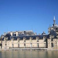 Усадьба Шантийи, Франция :: Фотограф в Париже, Франции Наталья Ильина