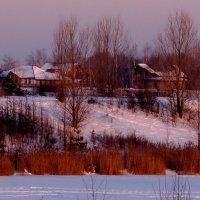 зимний вечер :: Александр Прокудин