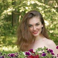 Цветочки :: Андрей Игоревич