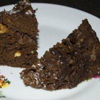 """Рецепт """"Быстрый шоколадный кекс в микроволновке"""" :: Наталья (ShadeNataly) Мельник"""