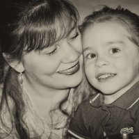 Материнское счастье :: Olga Rosenberg