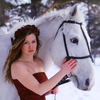 Зимняя сказка) :: Julia Volkova