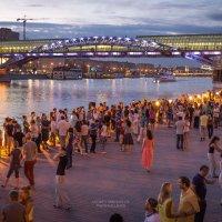 Парк Культуры Москва цанты в цвете :: Андрей Михайлов