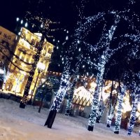 Под новый год :: Виктория Нефедова