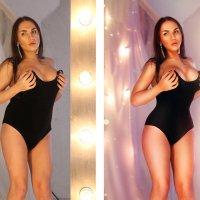 коррекция фигуры (до и после) :: Veronika G