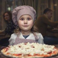 -Знали бы вы каких слез стоило мне  сделать вам пиццу ... :: Лилия .