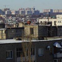 Воронеж строится :: Михаил