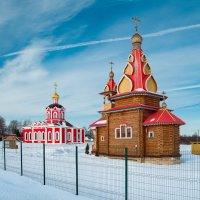 церкви Подмосковья. д.Сумароково :: Андрей Куприянов