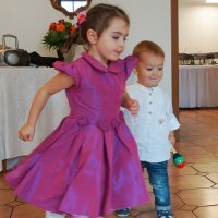 Сестра и брат -2 :: Татьяна Манн
