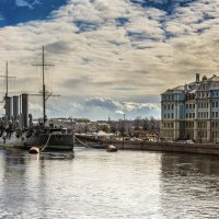 Крейсер 1-го ранга Балтийского флота «Аврора» :: Valeriy Piterskiy
