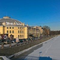 Цирк утром :: Митя Дмитрий Митя