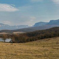 Бельбекская долина. Февраль :: Игорь Кузьмин