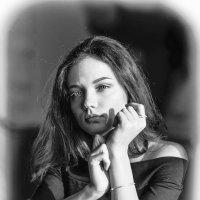 Портрет девушки :: Андрей Чернышов