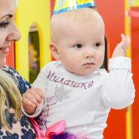 Милашке 1 годик :: Екатерина Гриб