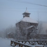 зима не даром злиться... :: Ольга