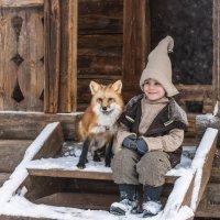 Сказки живут среди нас :: Кристина Нестерова