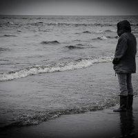 на берегу :: VL