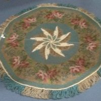 Вышивка бисером 18 века (музей Петропавловская крепость)) :: Светлана Калмыкова