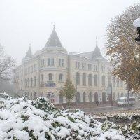 В нашем городе снег :: Сергей Тарабара