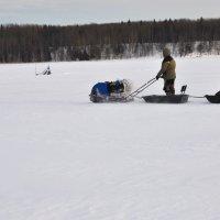 возвращение с рыбалки :: vg154