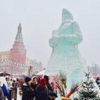 8-ми метровая Масленица. :: Татьяна Помогалова