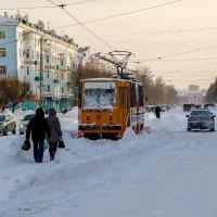 После снегопада. :: Виктор Иванович