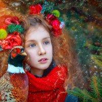 Сказка живет, в каждом из нас ... :: Анастасия Улайси