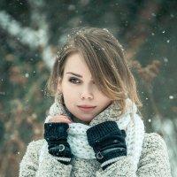 Зимняя прогулка в парке. :: Сергей Гутерман