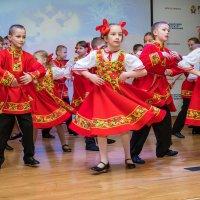 Праздничный концерт ко Дню защитника Отечества :: Олег Обухов