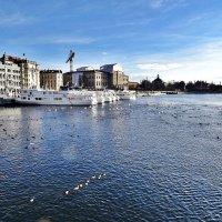 Стокгольм, приближение весны :: Swetlana V