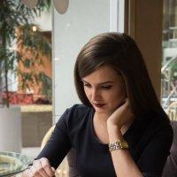 может, чашечку кофе? :: Anna Sarycheva