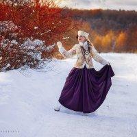 зима :: Ярослава Бакуняева