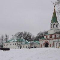 Еще февраль. :: Ирина Лебедева