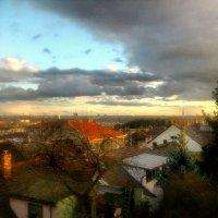 а из нашего окна - почти весна) :: Ольга Богачёва