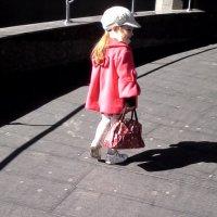 Маленькая модница :: Svetlana Lyaxovich