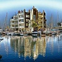 Бенальмадена-порт, Испания :: Виталий Авакян