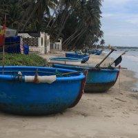 Вьетнамские лодки :: Татьяна Панчешная