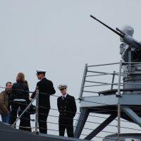 ВМФ  США в Санкт-Петербурге :: tipchik