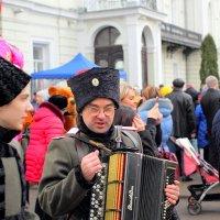 Слушай сюда, отрок! :: Юрий Гайворонский