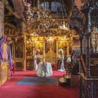 подготовка к венчанию :: Дмитрий Лупандин